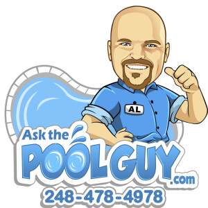 Ask the Pool Guy Logo