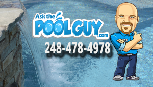 ask the pool guy 2x3 business card magnetsdev3