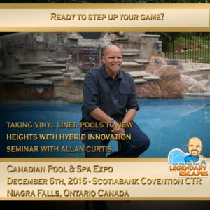 2016 Canadian Pool Show Presents Al Curtis