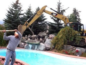 Pool Removal, Pool Renovation