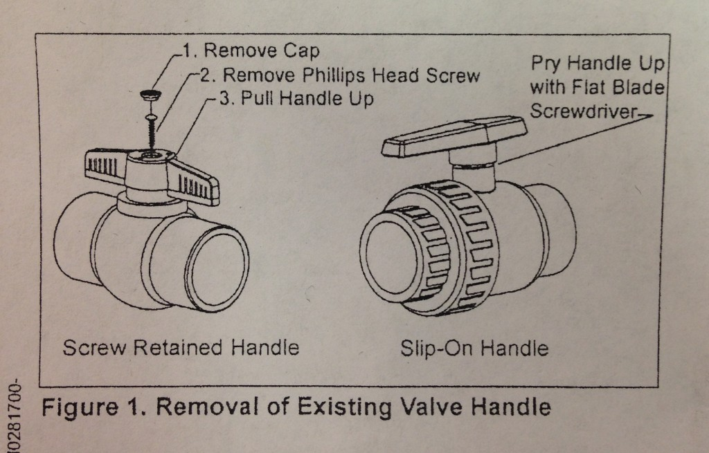 Do You Have Broken Red Or Gray Jandy Valve Handles Here S