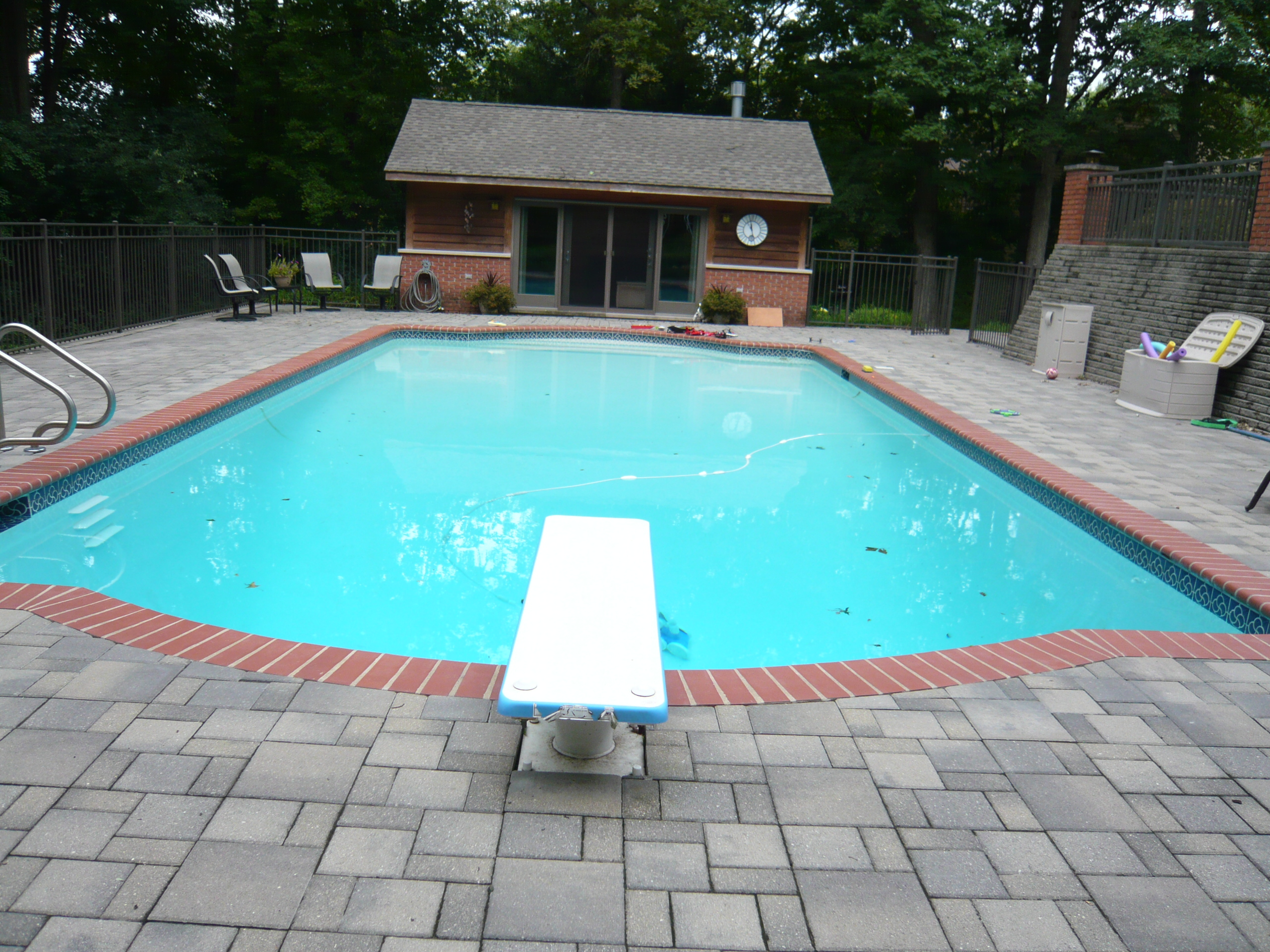 Acid Wash Gunite Pool : What is an acid wash how do i know when need one ask