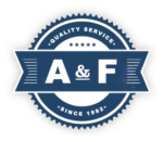A & F Water Heater & Spa Service Inc