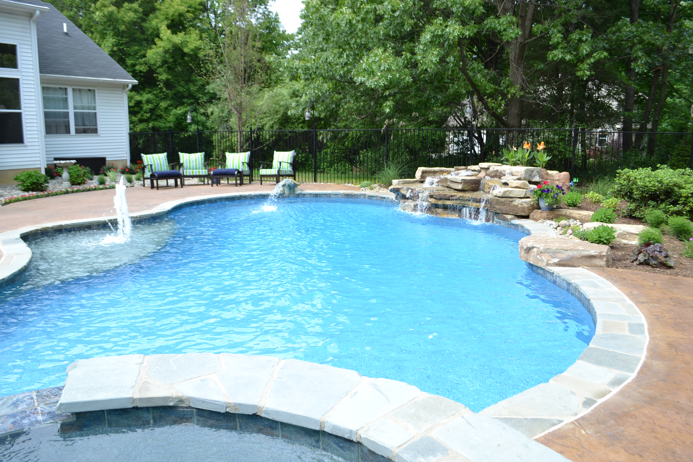 Types Of Swimming Pools Ask The Pool Guy