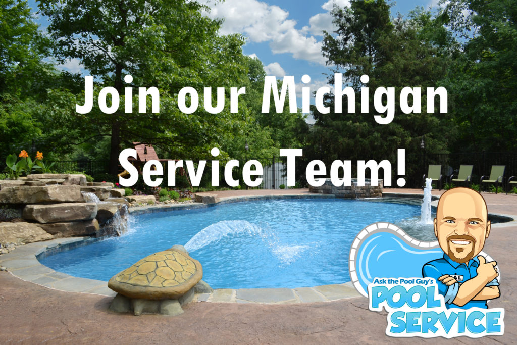 Michigan service team