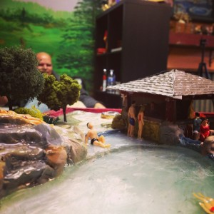 Al behind a Model Pool