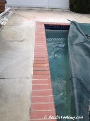 Red Brick Coping Gunite Pool (24)