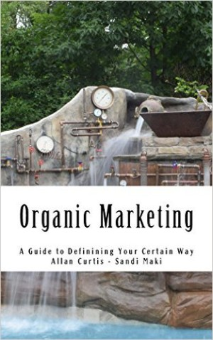Organic Marketing Book Cover