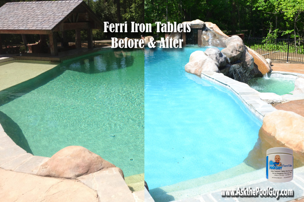 What To Do When A Pool Turns Green After Shocking Ask The Pool Guy