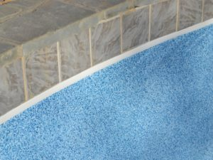 trutile2 Vinyl Liner with Ceramic Tile