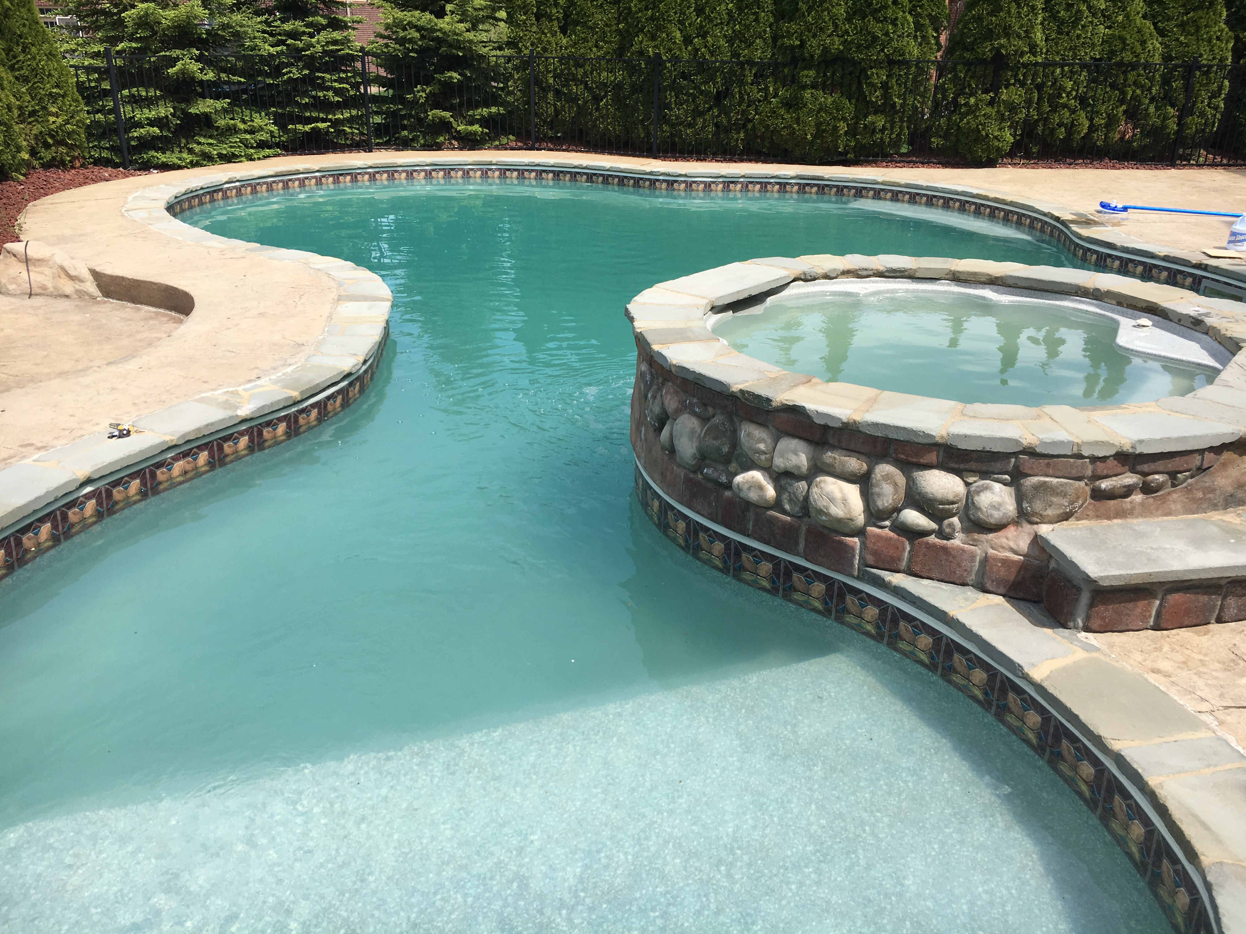 Staining: Manganese – Ask the Pool Guy