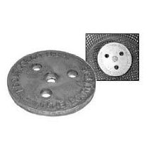 Zinc Anode Weight Ask The Pool Guy