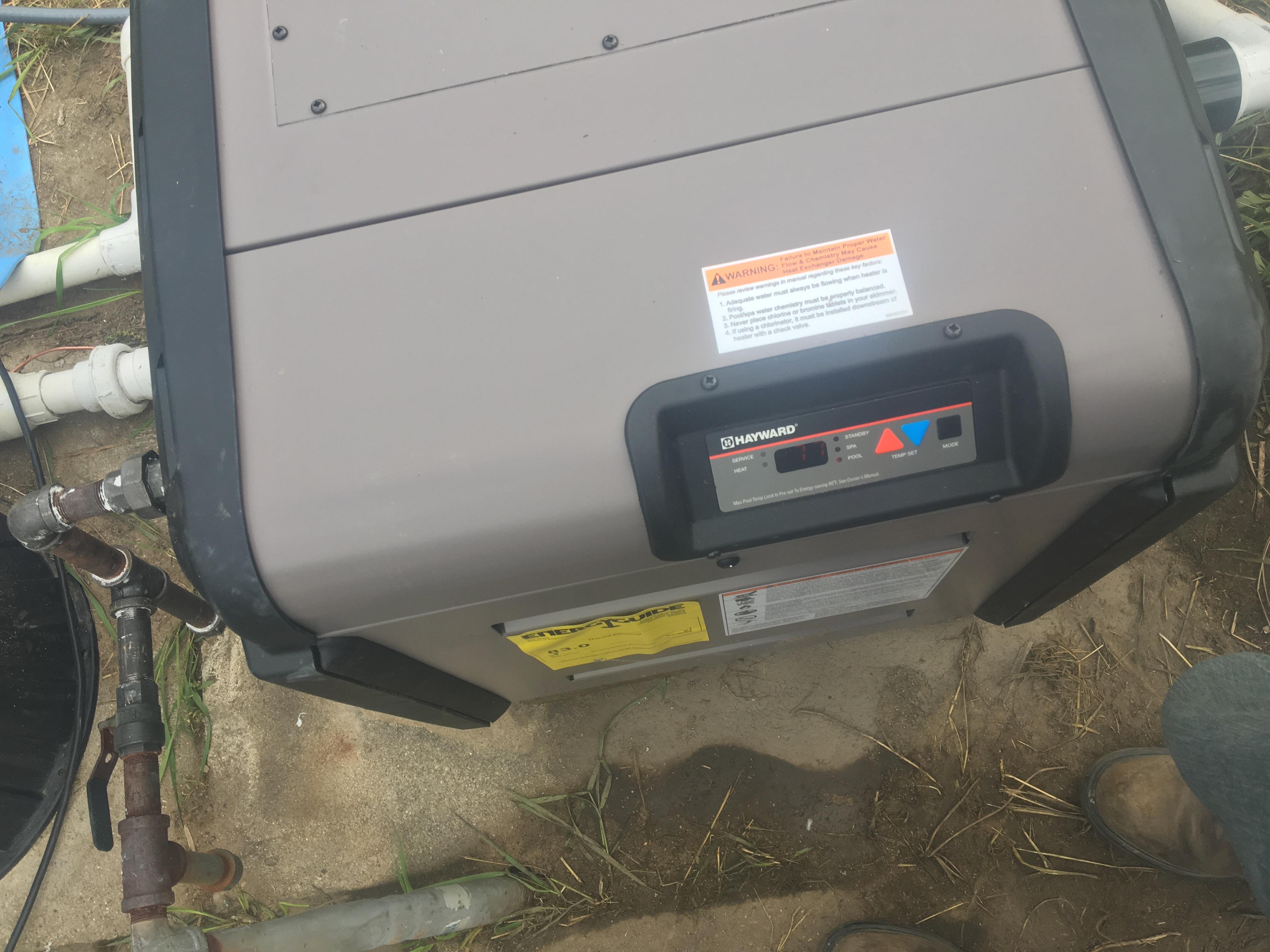 Hayward Pool Filter Leaking Tyres2c