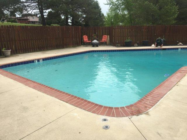Handrail (1) – Ask the Pool Guy